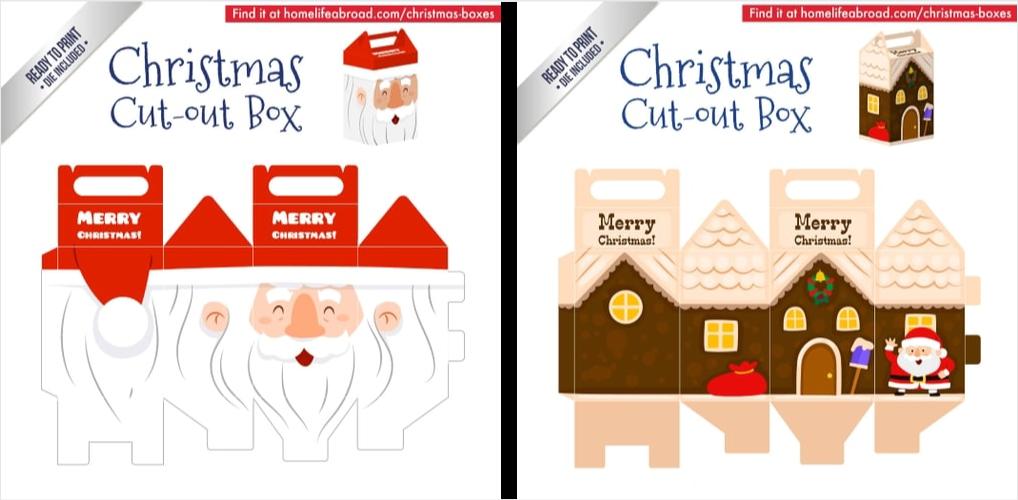 Christmas Design Mockup