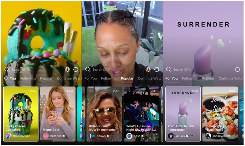 various types of video content for marketing in 2021
