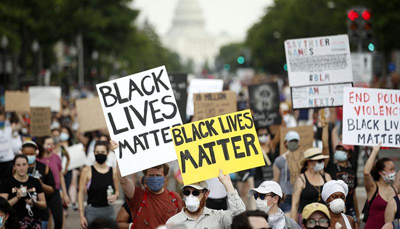 2020 black lives matter protest becomes part of brand activism