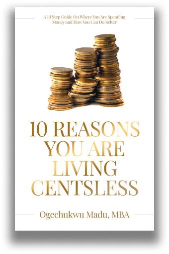 Xscape Publishing Explained Book 10 Reasons You Are Living Centsless