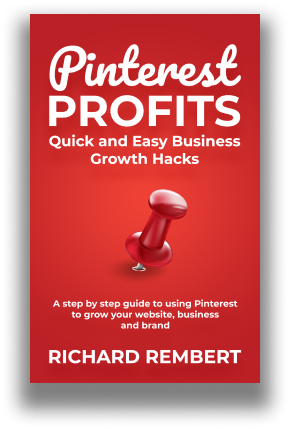 Xscape Publishing Featured Book Release Pinterest Profits: Quick and Easy Business Growth Hacks