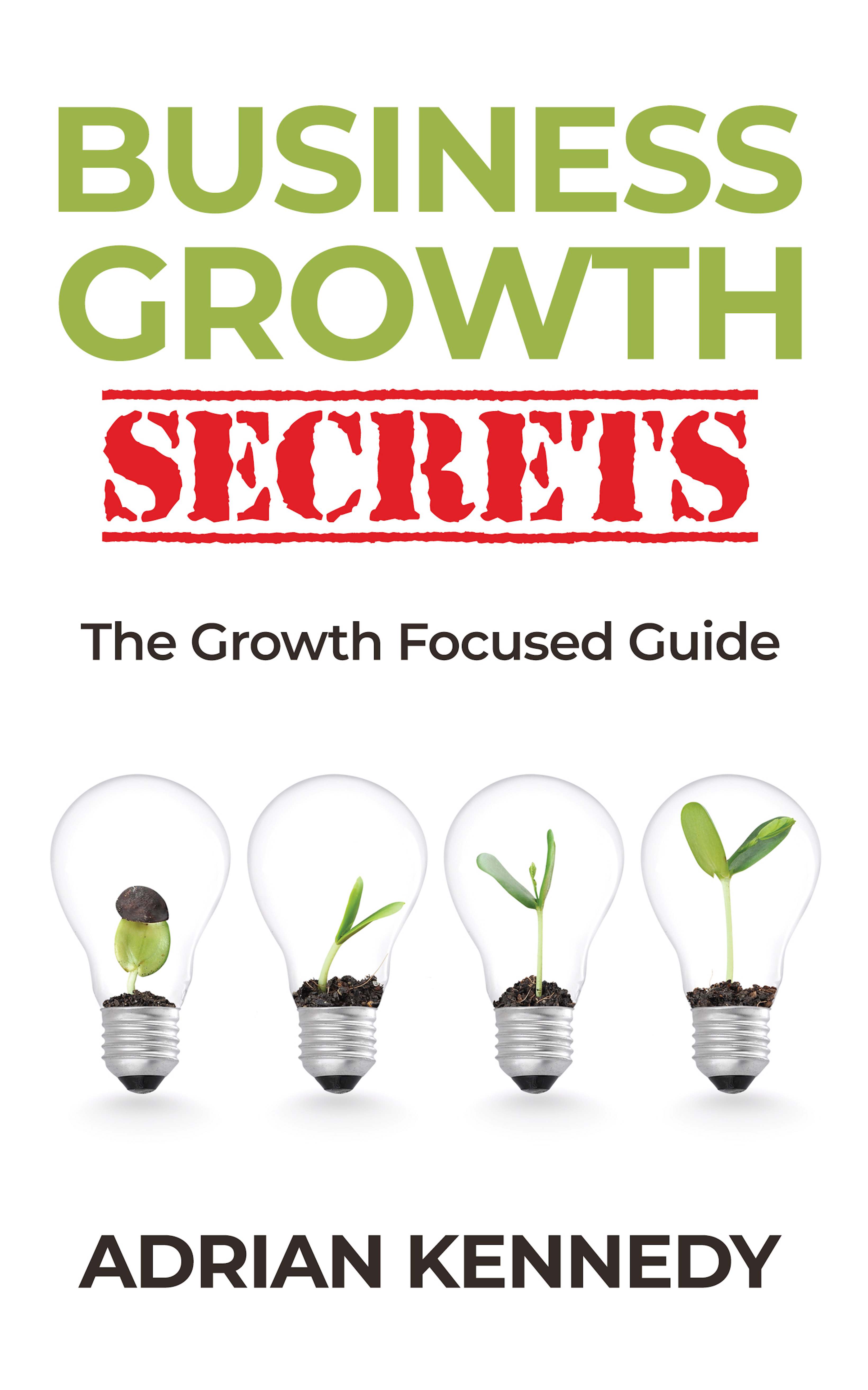 Xscape Publishing Free Book Business Growth Secrets The Growth Focused Guide