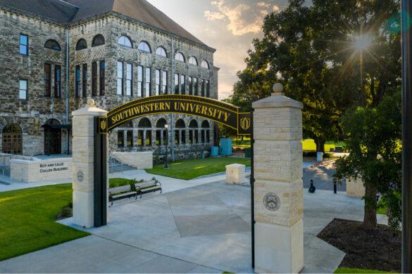 University SU drone overview