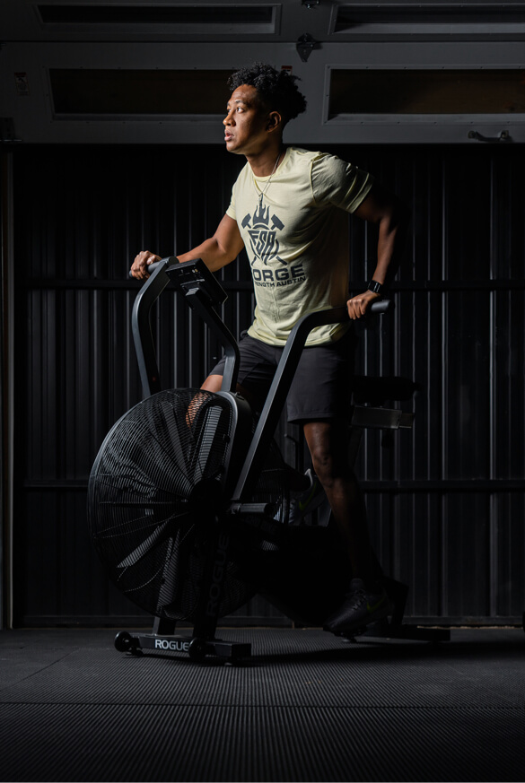 Photography production crossfit gym