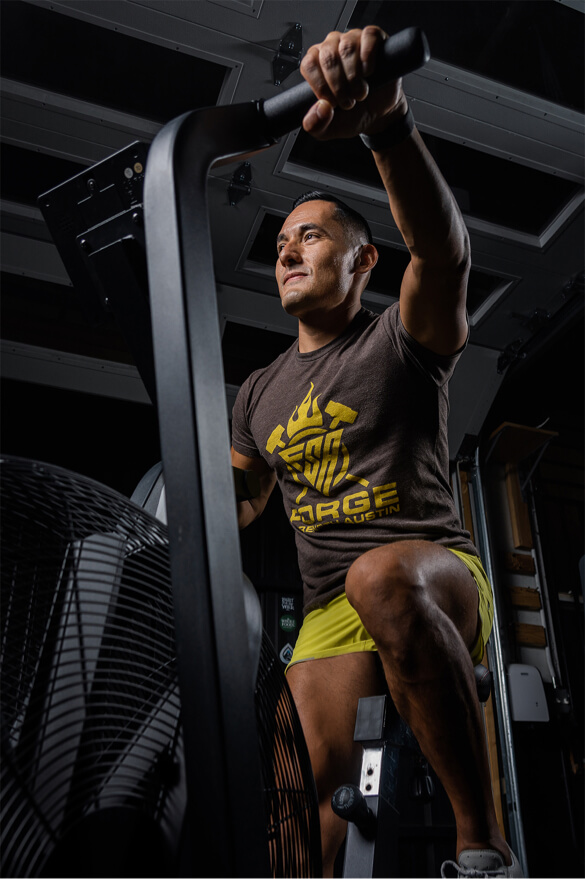 Austin Texas Crossfit athlete video production branding