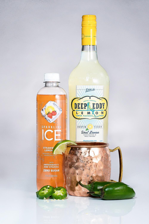 Social content brand vodka