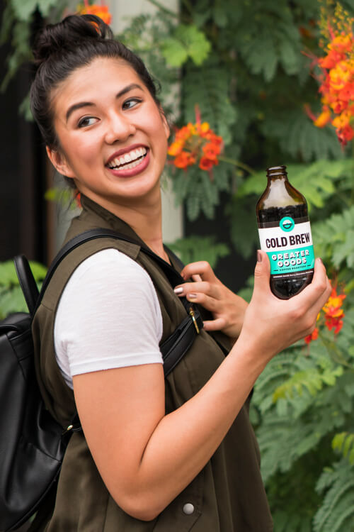 Photography Lifestyle Commercial Cold Brew