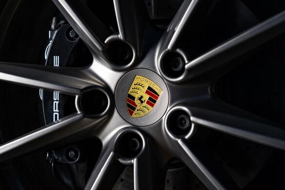 Porsche professional photography