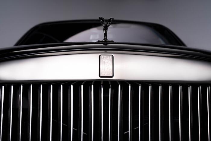 Video production luxury brand car