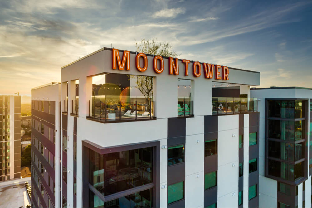 Moontower Lincoln Ventures Aerial