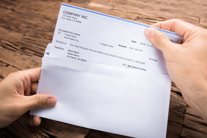 The true cost of cheque processing
