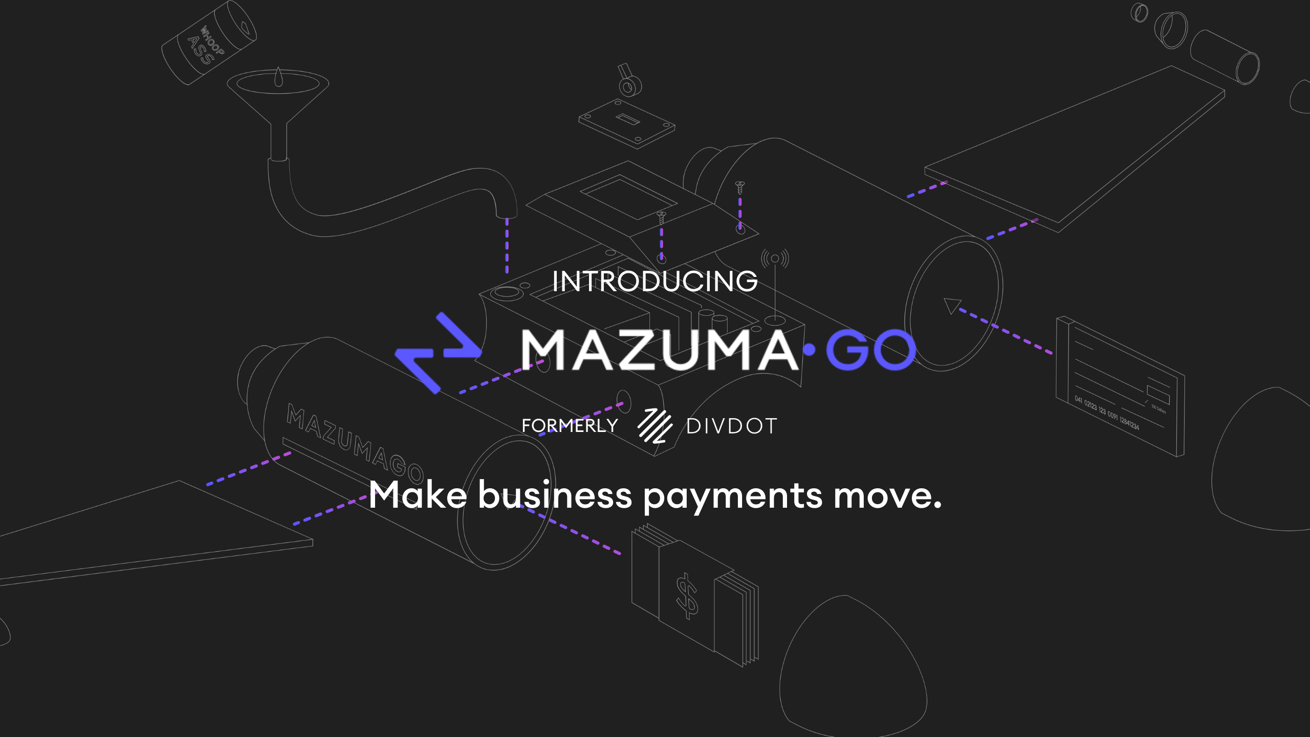 New name, same product: DivDot is now MazumaGo