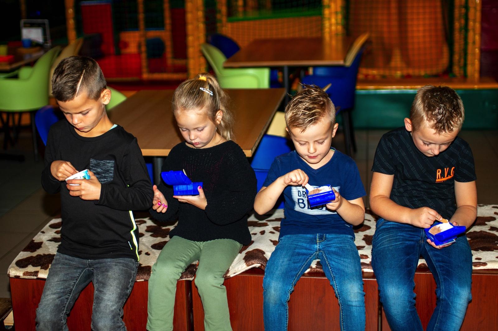 Schoolreisje Speelboerderij de Hooiberg