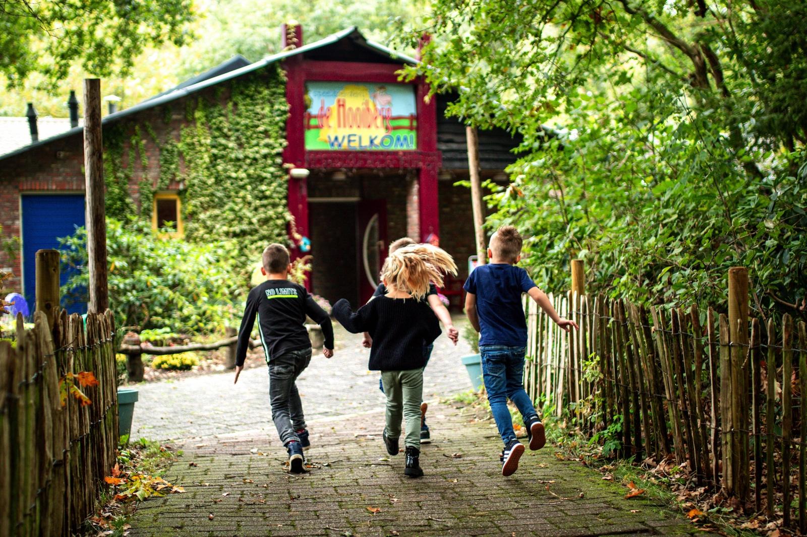 Groepsarrangementen Speelboerderij de Hooiberg.