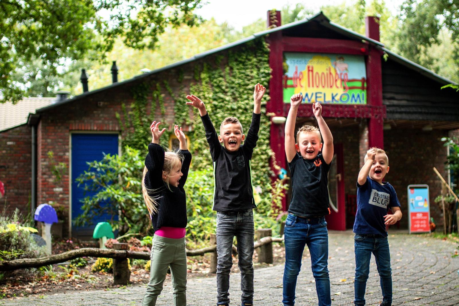 groepsarrangementen Speelboerderij de Hooiberg