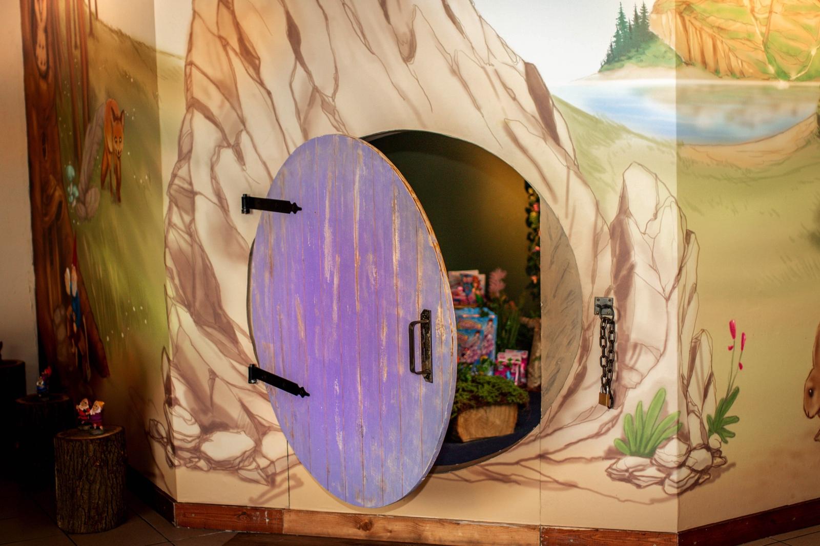 Schatkamer binnenspeeltuin