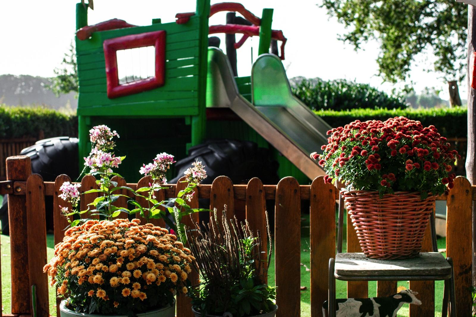 Peuterzone Buitenspeeltuin Speelboerderij de Hooiberg