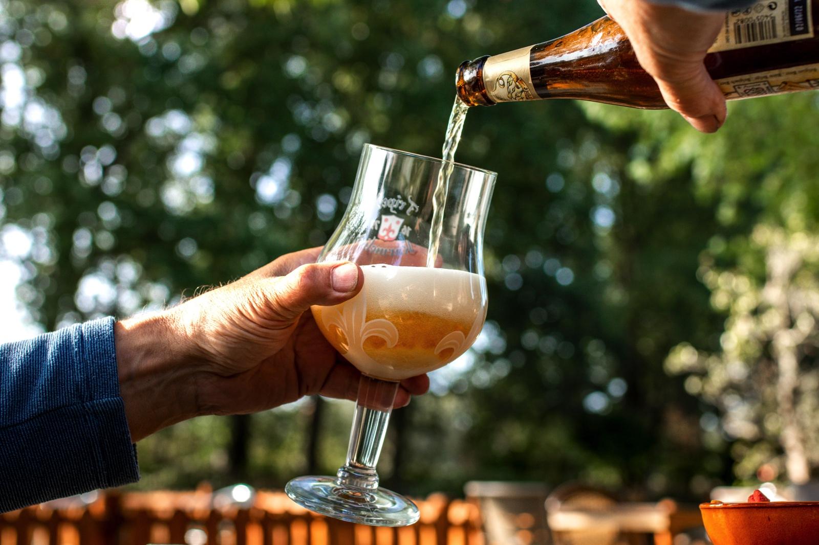 Speciaal bier Speelboerderij de Hooiberg