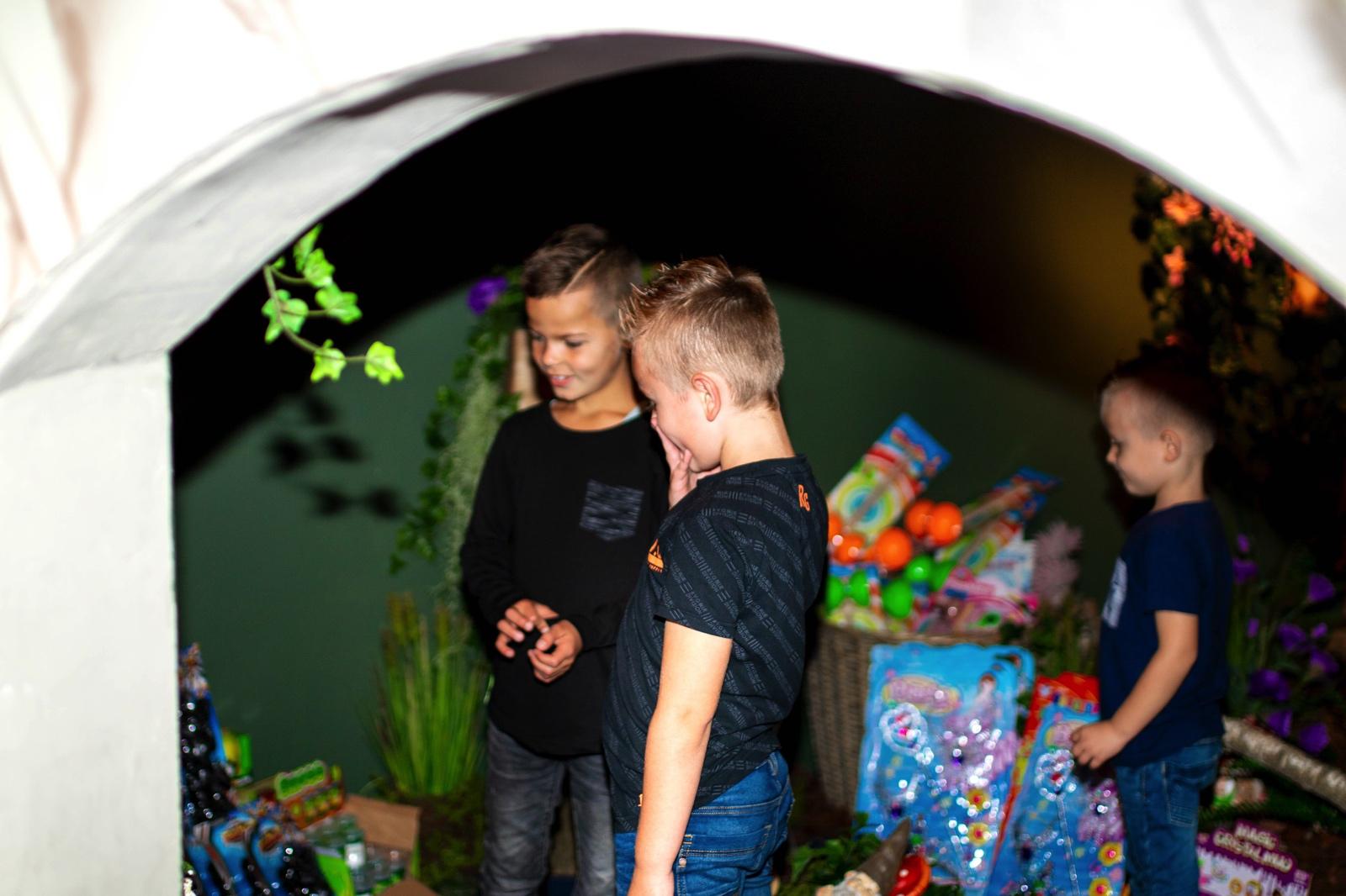 Kinderfeestje Speelboerderij de Hooiberg