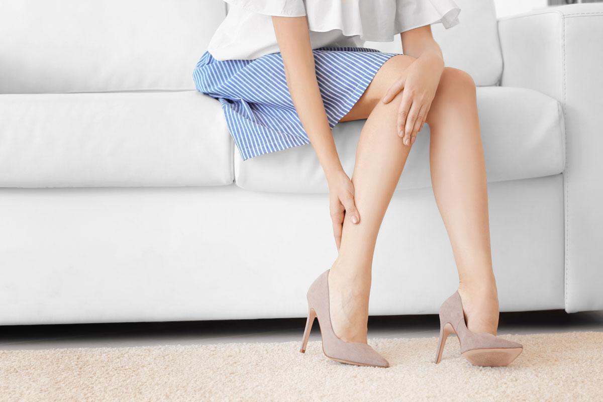 varicose legSymptom pain leg