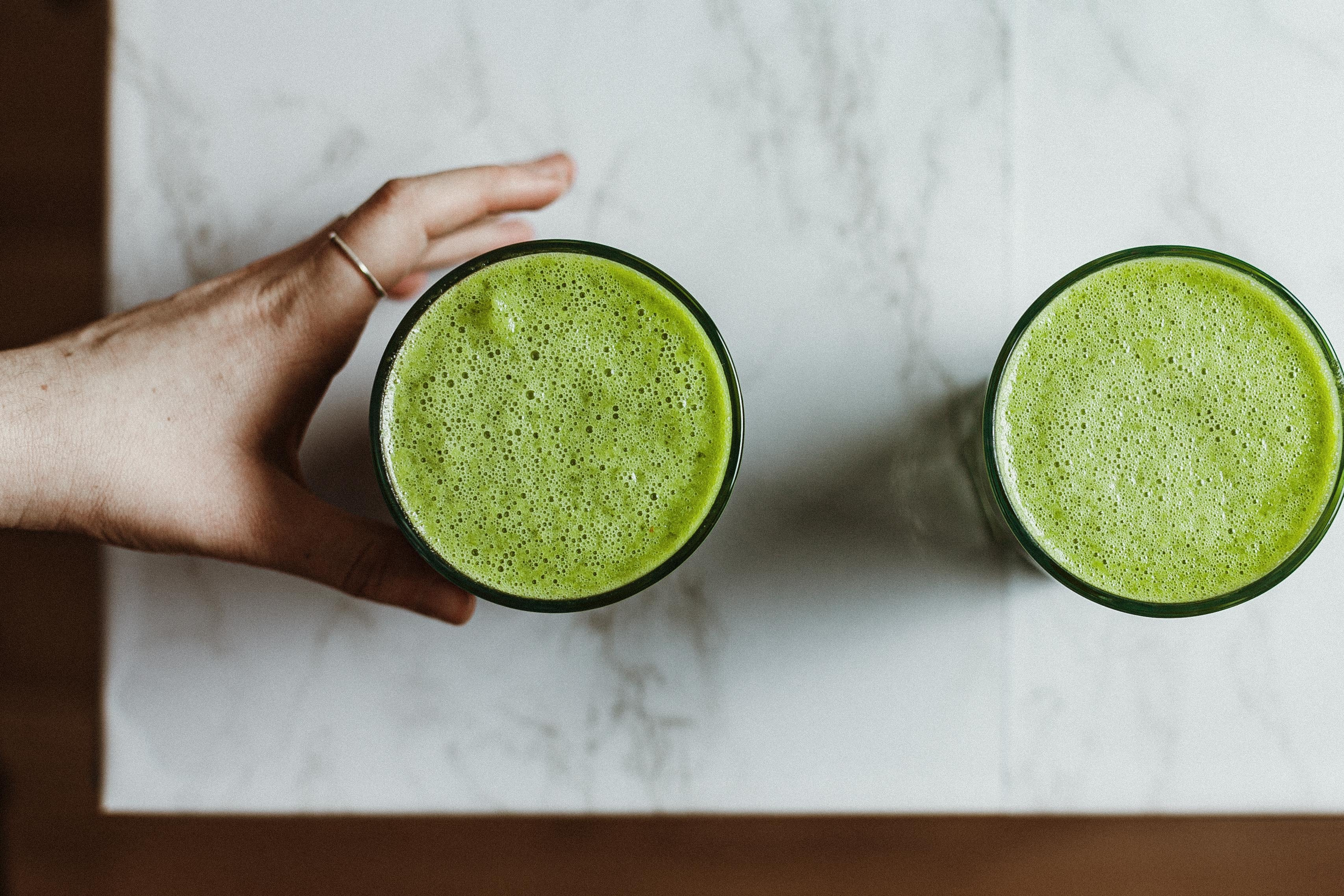 green smoothie recipes healthy breakfast