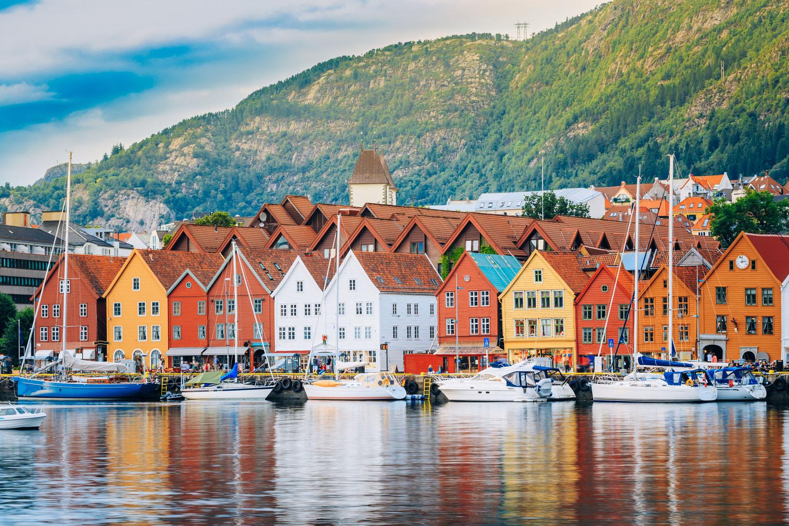 Bergen / City break
