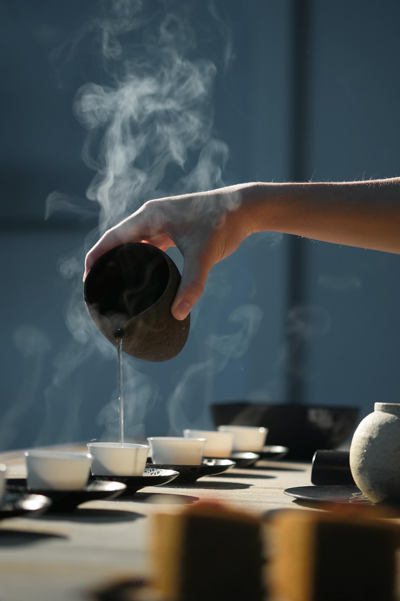 God te fra kaffeknappen