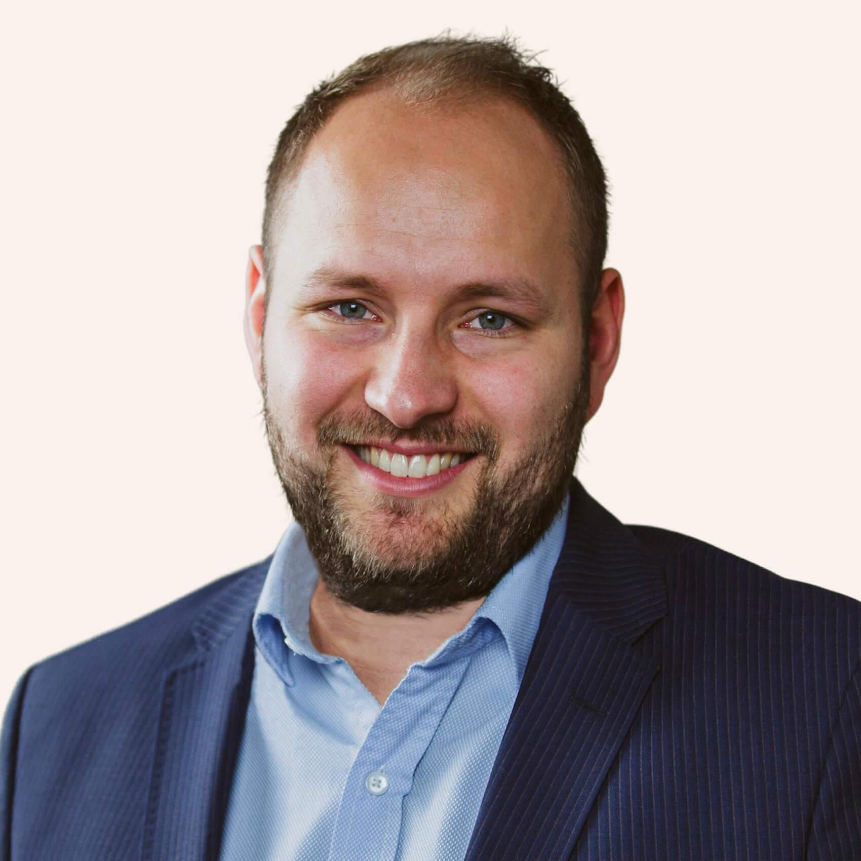 Head of sales, Pål Felix