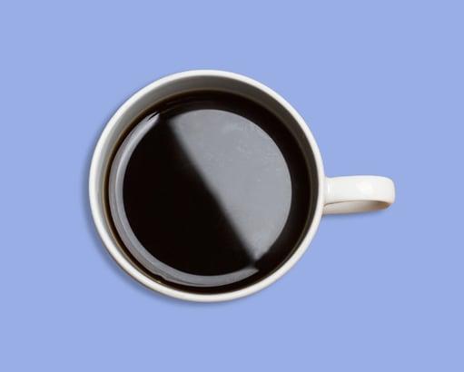 100% bærekraftssertifisert kaffe og 80% plantebasert materiale i kaffeemballasjen.