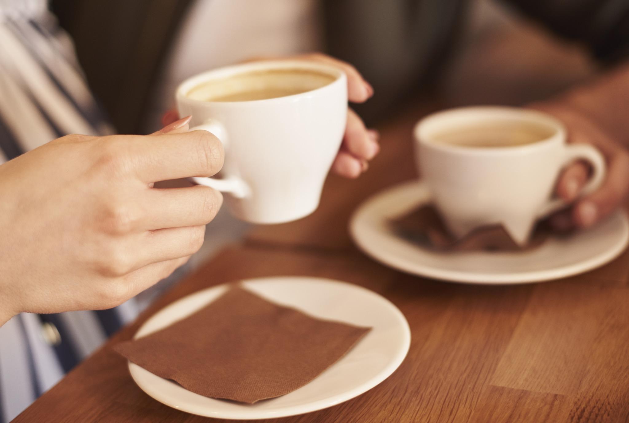 Hvorfor velge kaffeknappen?