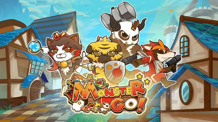 Monster GO is back!