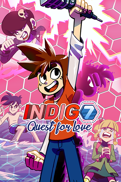 Indigo7: Quest For Love