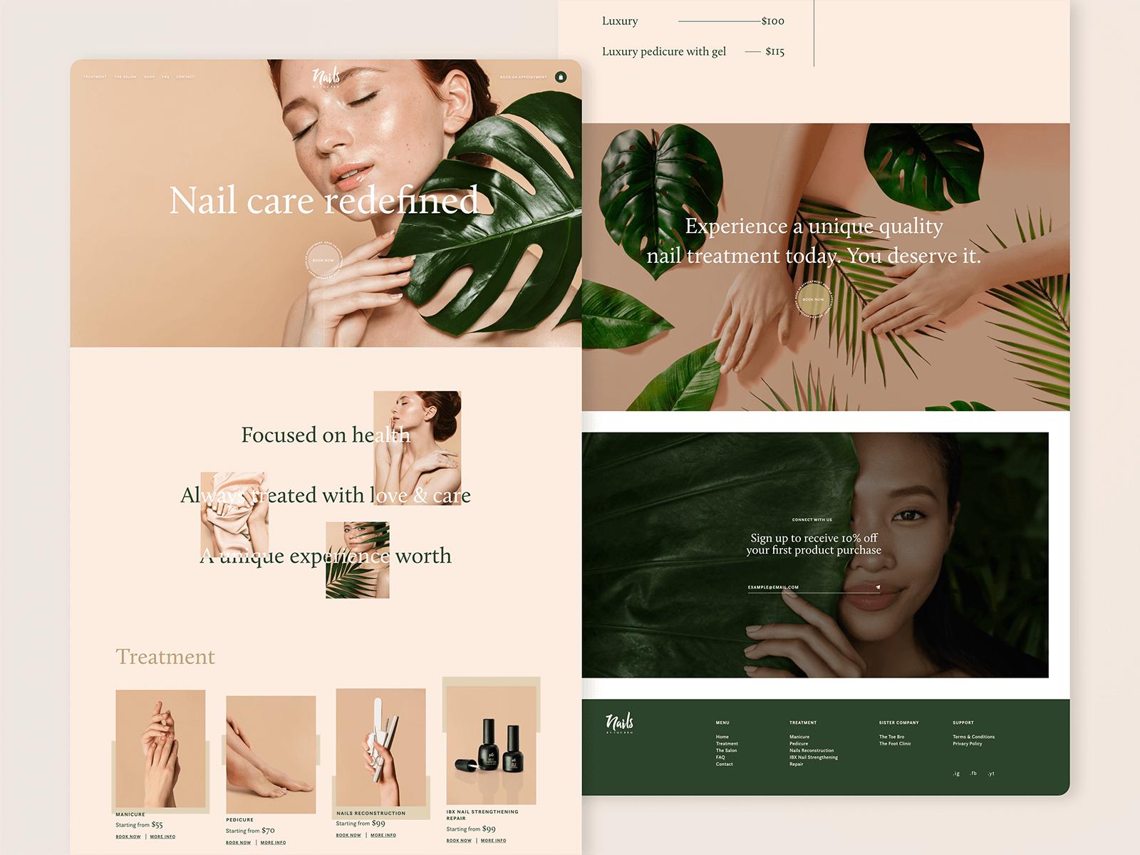 Nails by Toe Bro