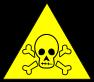farm safety danger sign