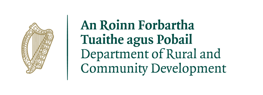 funded by the department of rural and community development