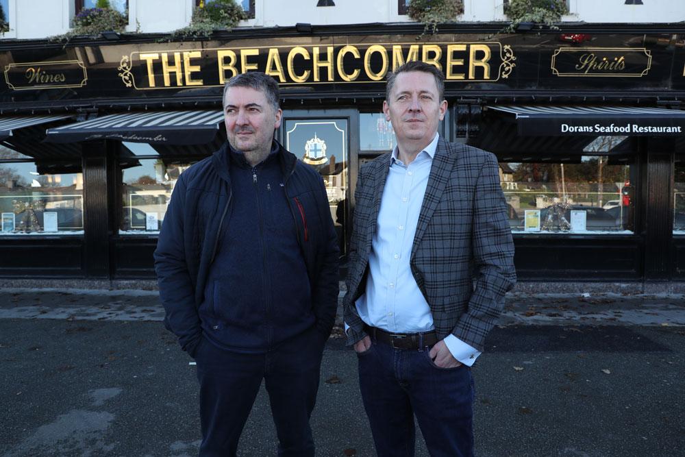DAIRE & DONAGH DUIGNAN - The Beachcomber Pub, Killester, Dublin 5