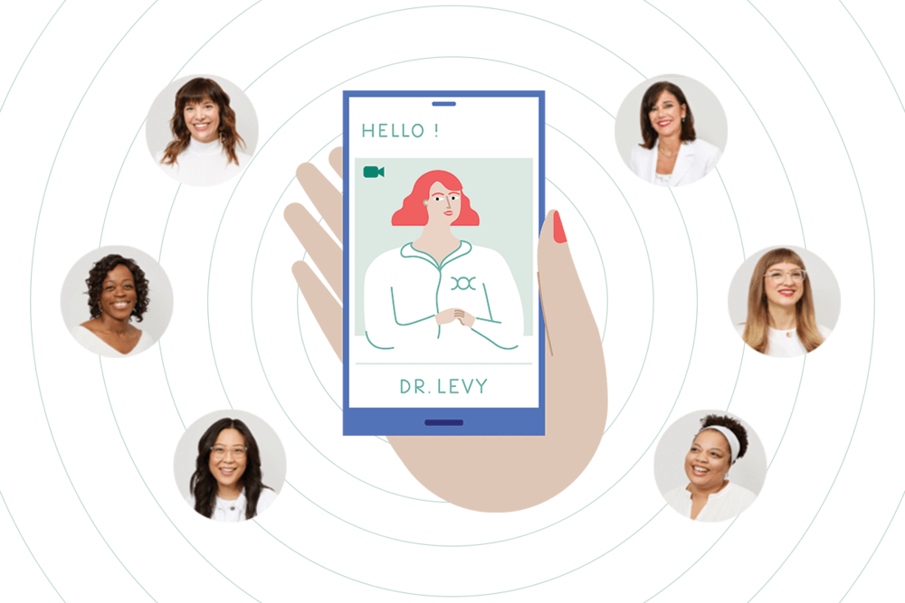 How Maven helps women build a pregnancy virtual support system