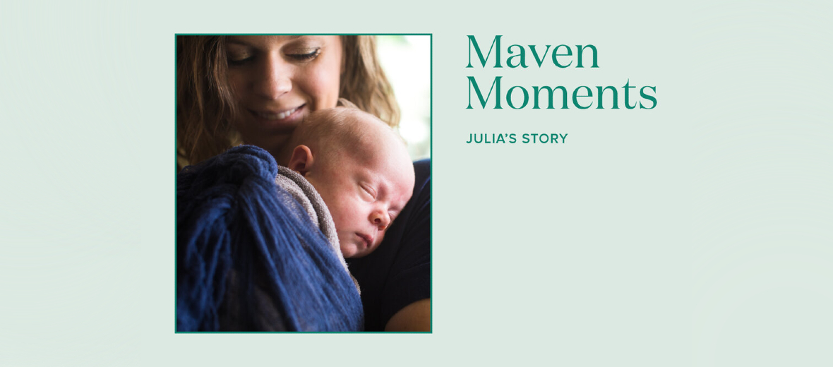 Finding a sense of calm: On motherhood with Jacobs Environmental Engineer Julia
