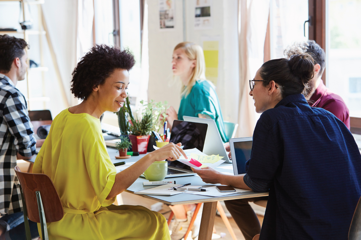 Four proven strategies to retain women in the workforce