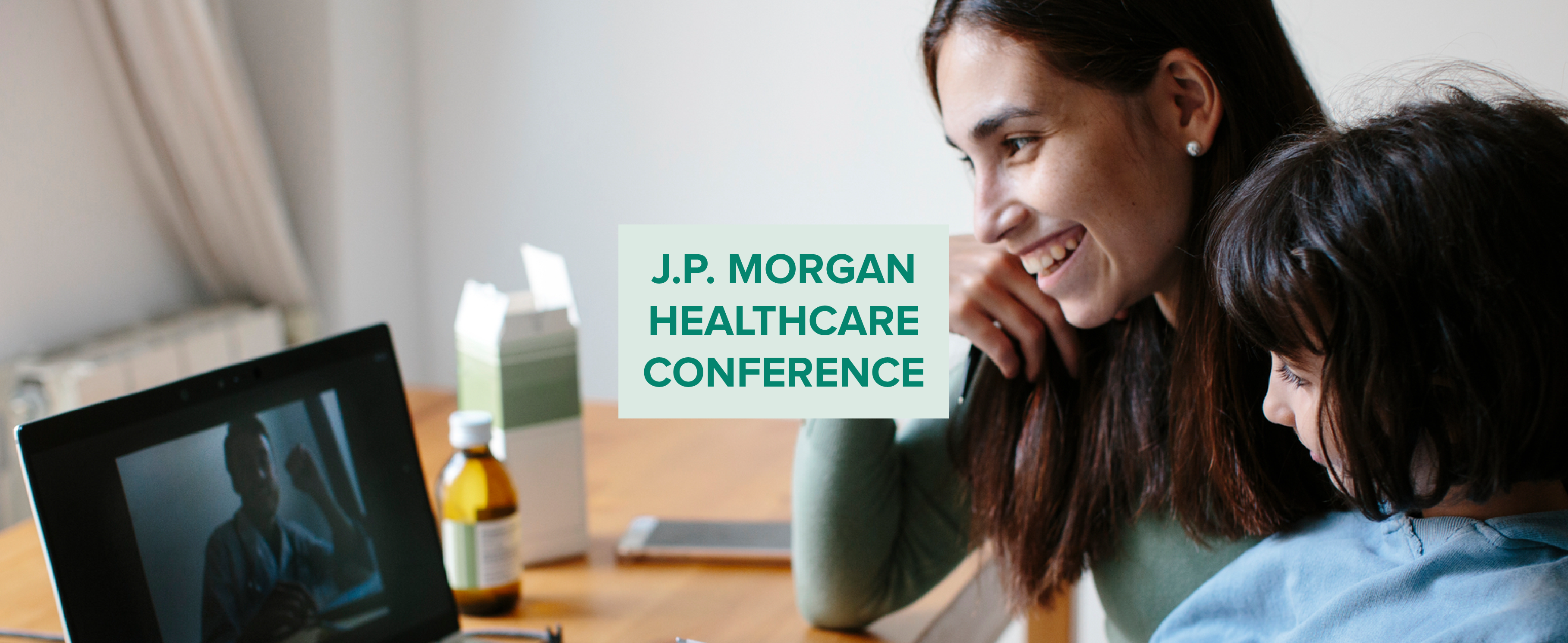 Women's and Family Health is Center Stage at the J.P. Morgan Healthcare Conference