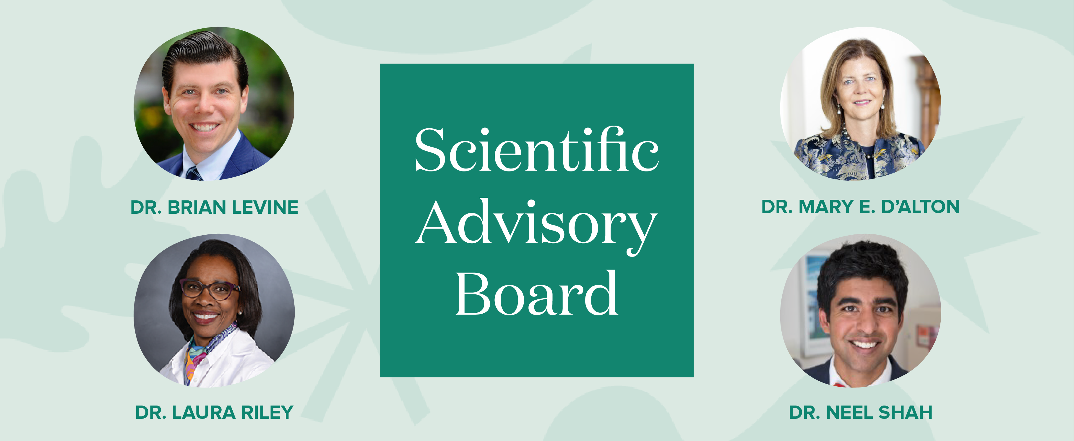 Meet Maven's Scientific Advisory Board