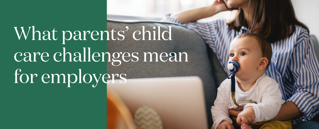 White paper: Four learnings for HR on what working parents need