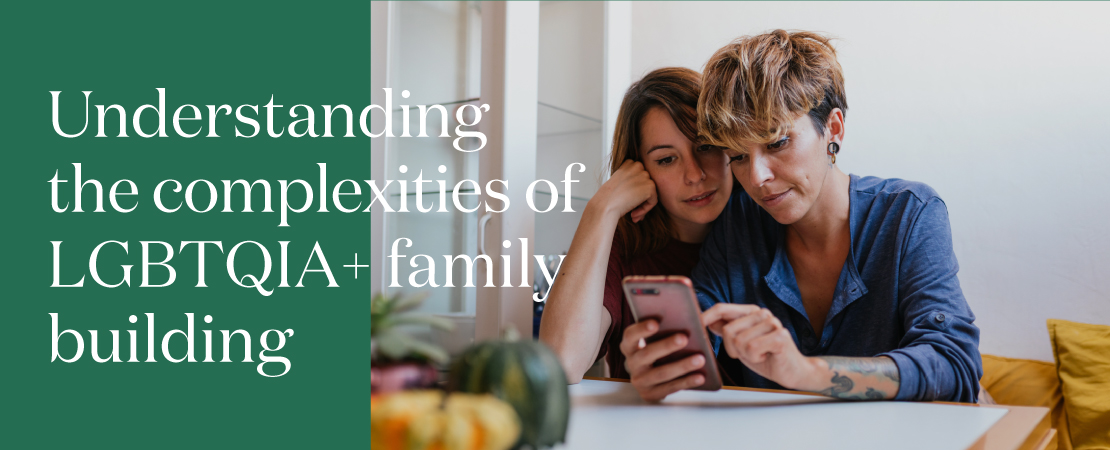 Understanding the complexities of LGBTQIA+ family building