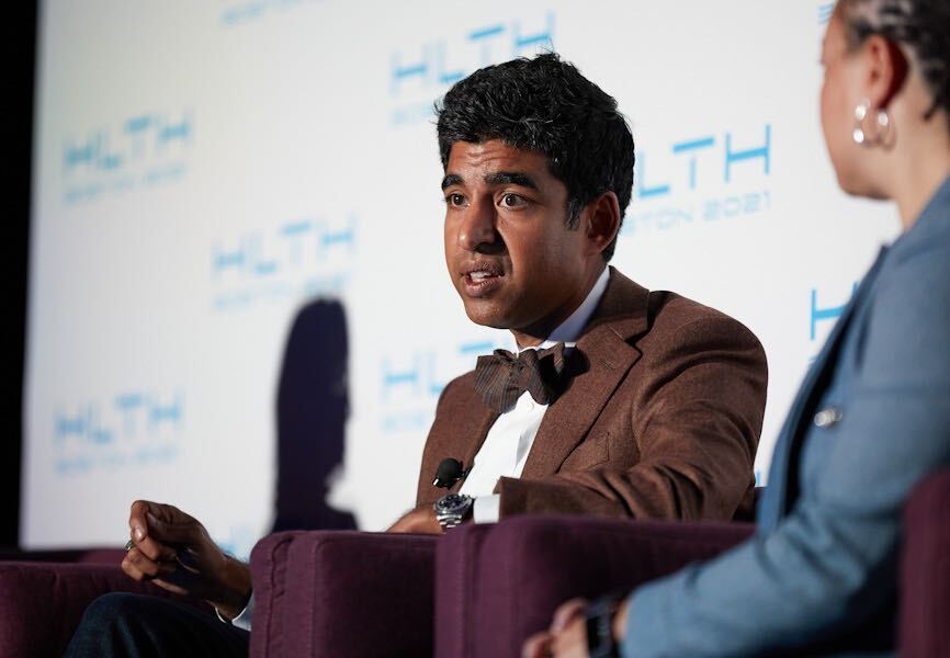 """Day One at HLTH: """"Birth in America is ripe for rethinking"""""""