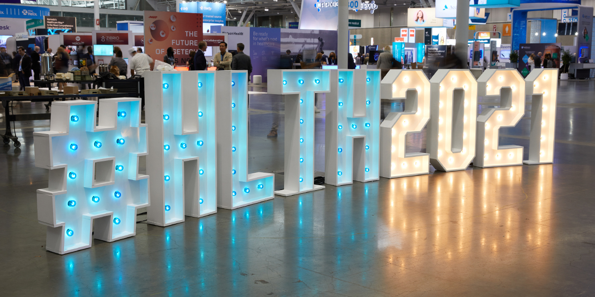 Day Two at HLTH: Know Your Customer