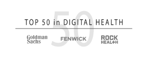 tio 50 in digital health logo