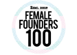 top 100 female logo