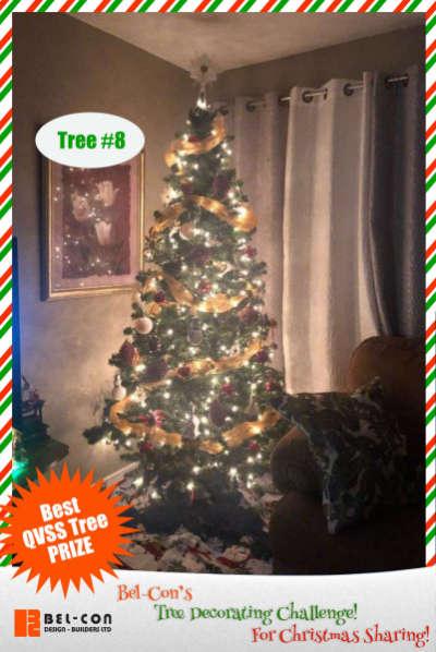 QVSS Prize Tree