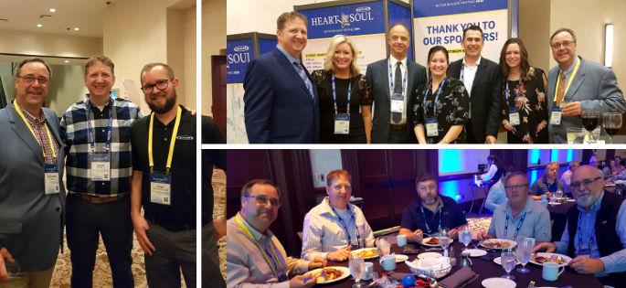 Great Peer to Peer Networking at the 2020 Butler Builder Meeting