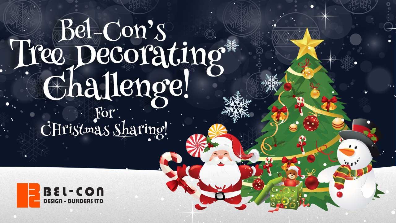 Bel-Con's Tree Decorating Challenge